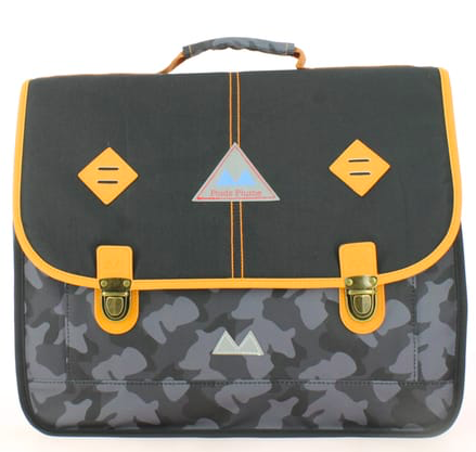 Cartable 38 cm CAMO Black CAMO