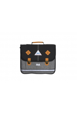 Cartable 38 cm NEW LIGHT Black / grey