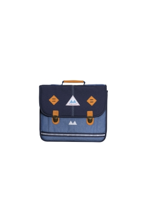 Cartable 38 cm NEW LIGHT Blue / Jean