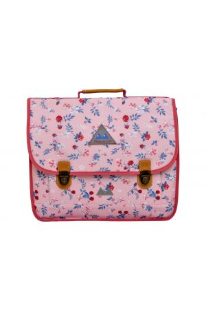 Cartable 38 cm PP18 LIBERTY Rose