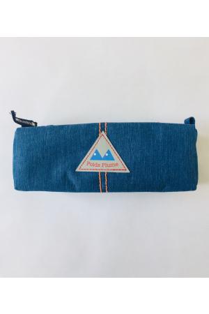 Trousse simple NEW LIGHT Blue / Jean