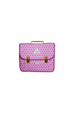Cartable 38 cm PP19 STARS Pink